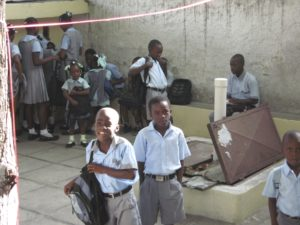 What We Do - Two Young Boys at School
