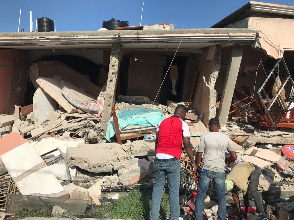 2021 Haiti Earthquake Response